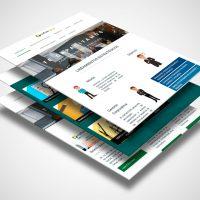 Interfaces Web Cafae OSCE by Jaque Market