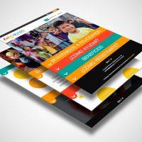 Interfaces Web Felicidando by Jaque Market