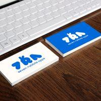 Logotipo 7 Rabbits Apps  en TP by Jaque Market